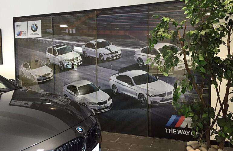 Absolute UK Signs - ELMS BMW & MINI